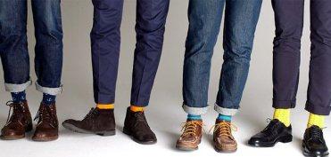 Цвет и длина: как выбрать мужские носки по этикету