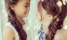 Как подобрать оригинальную прическу в школу для девочки