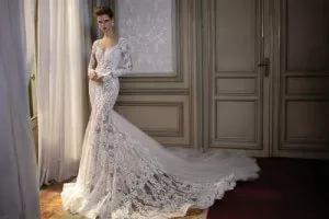 Необычные свадебные платья от дизайнера