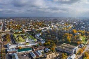 Кострома – живописный город Золотого кольца