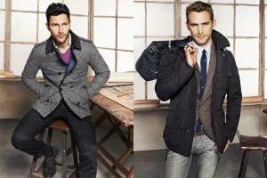 Осень в городе: время выбирать пальто, советы для мужчин